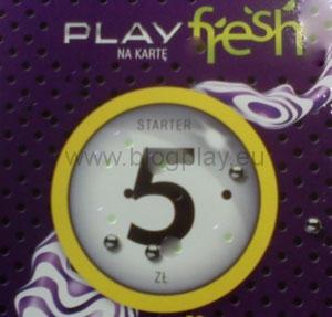 Play fresh